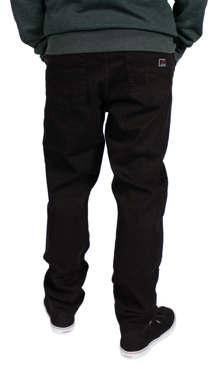 Spodnie Nervous Turbostretch Sp14 (Black)