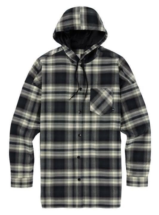 Bluza Analog Truitt Flannel (True Black Lahombre) W19