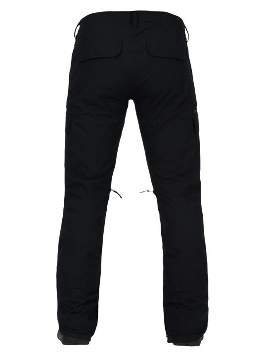 Damskie Spodnie Snowboardowe Burton Gloria Tall (True Black) W19