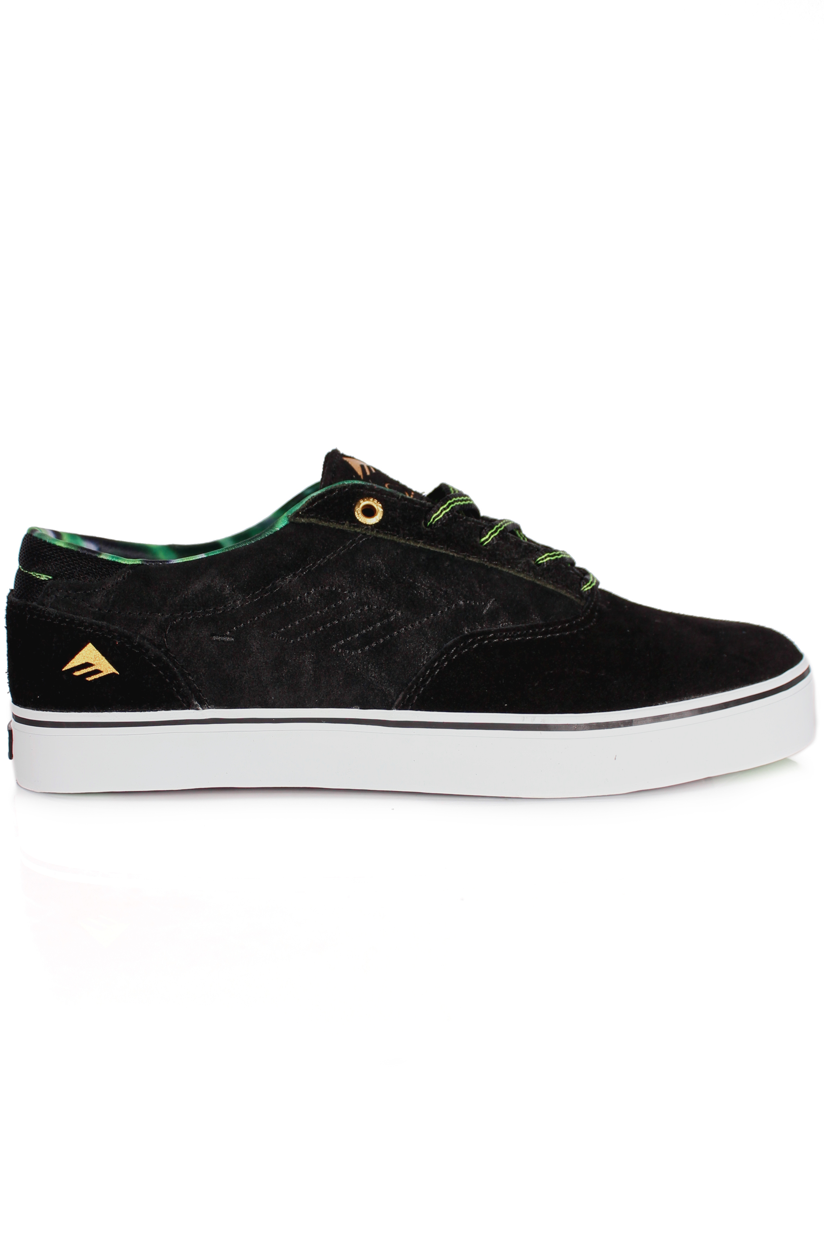 Buty Emerica The Provost (Blk/Grn)
