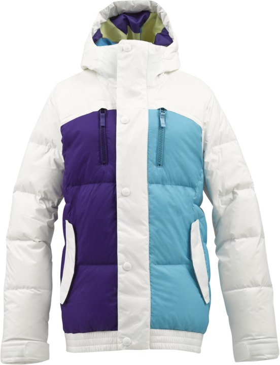 Kurtka Damska Burton Dandridge Down (Bright White)