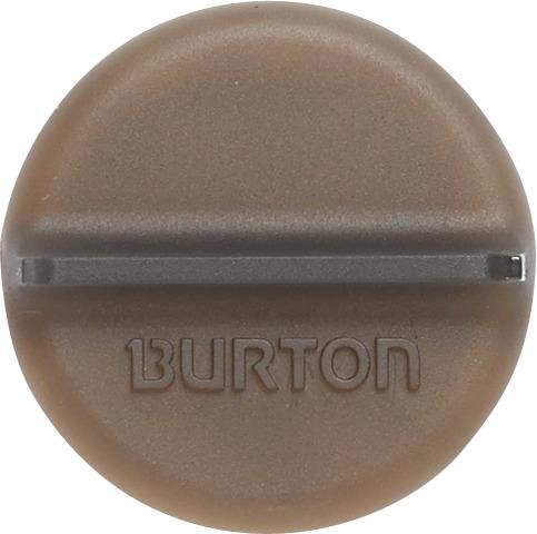 Pady Antypoślizgowe Burton Mini Scraper Mat (Translucent Black) W17