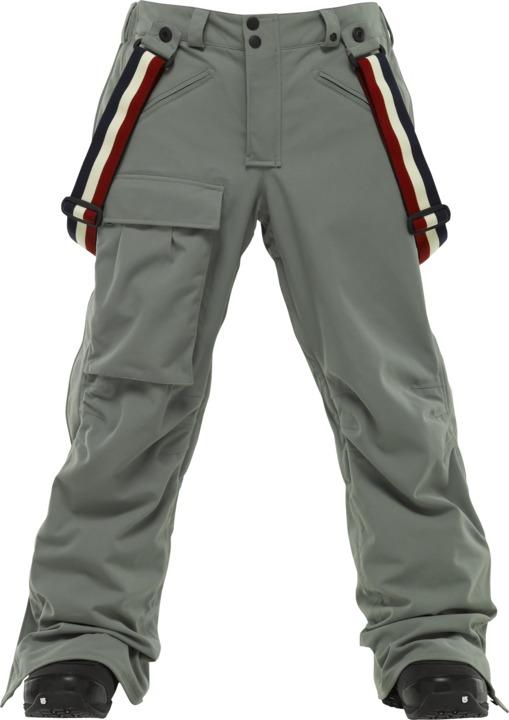 Spodnie Snowboardowe Burton Heritage Outland Vent (Slate)
