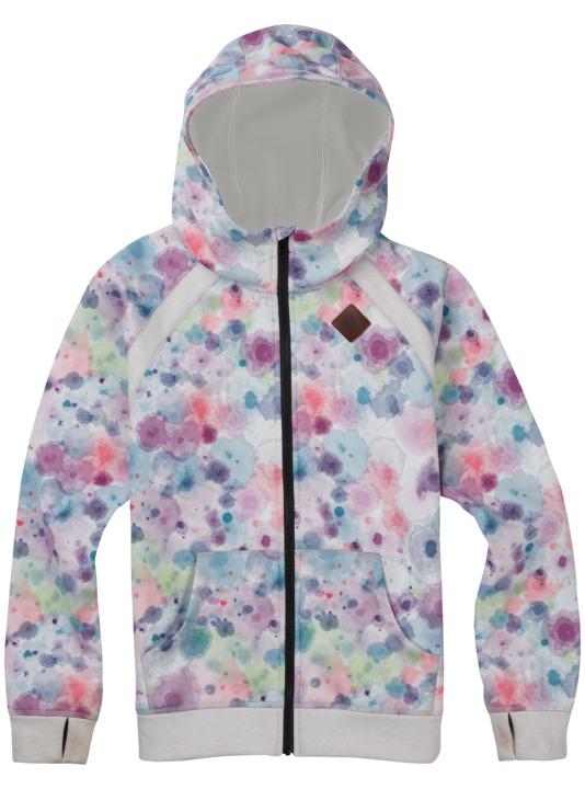 Bluza Dziecięca Burton Girls Scoop Hoodie (Drip Dye) W18