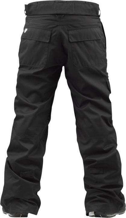 Spodnie Snowboardowe Burton Twc Prizefighter (True Black)