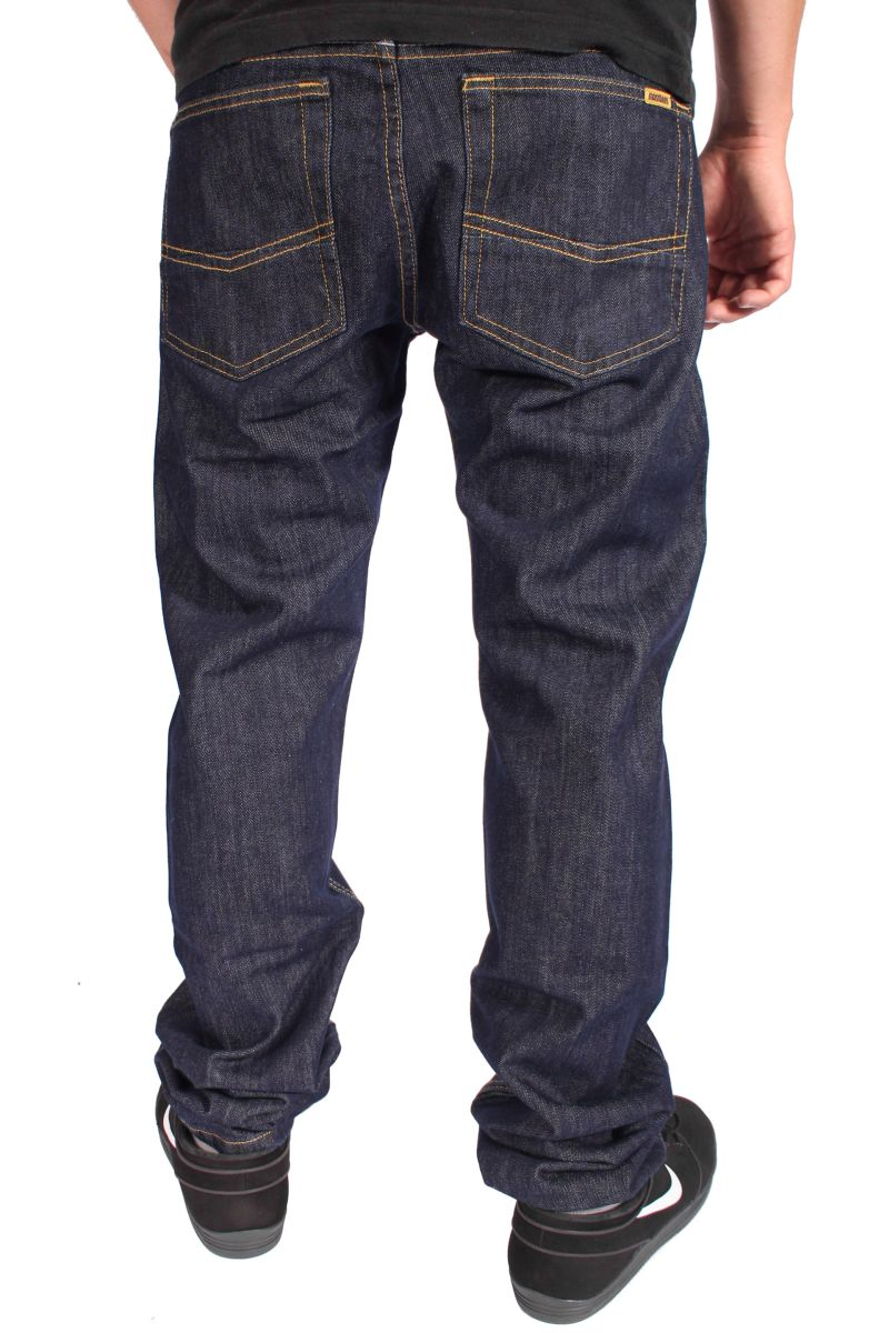 Spodnie Mass Denim Jeans Dope (Rinse)