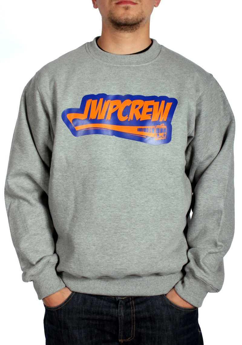 Bluza Smoke Story Group Ssg Jwp Crewneck (Gray)