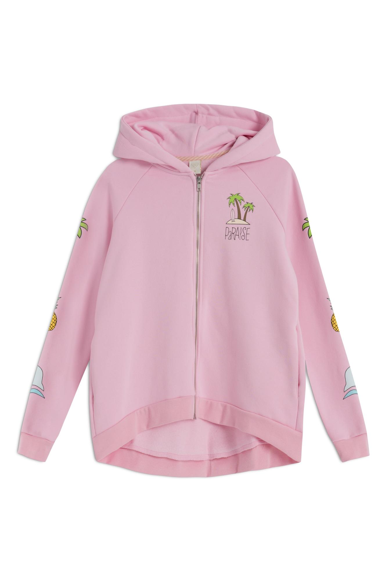 Bluza Damska Femi Osla (Pink) Ss18