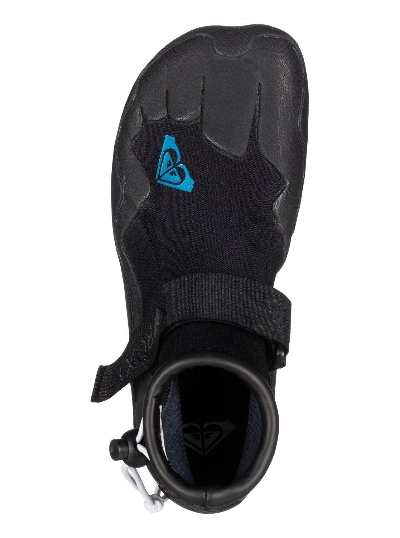 Buty Piankowe Roxy Syncro 2mm Round Toe Surf Booties (Black)