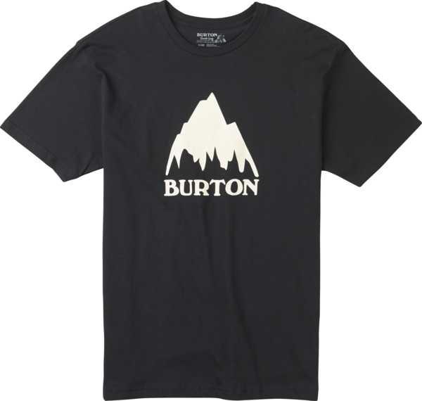 Koszulka Burton Classic Mountain (True Black)