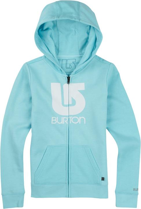 Bluza Dziecięca Burton Girls Logo Vertical (Cancun) W16