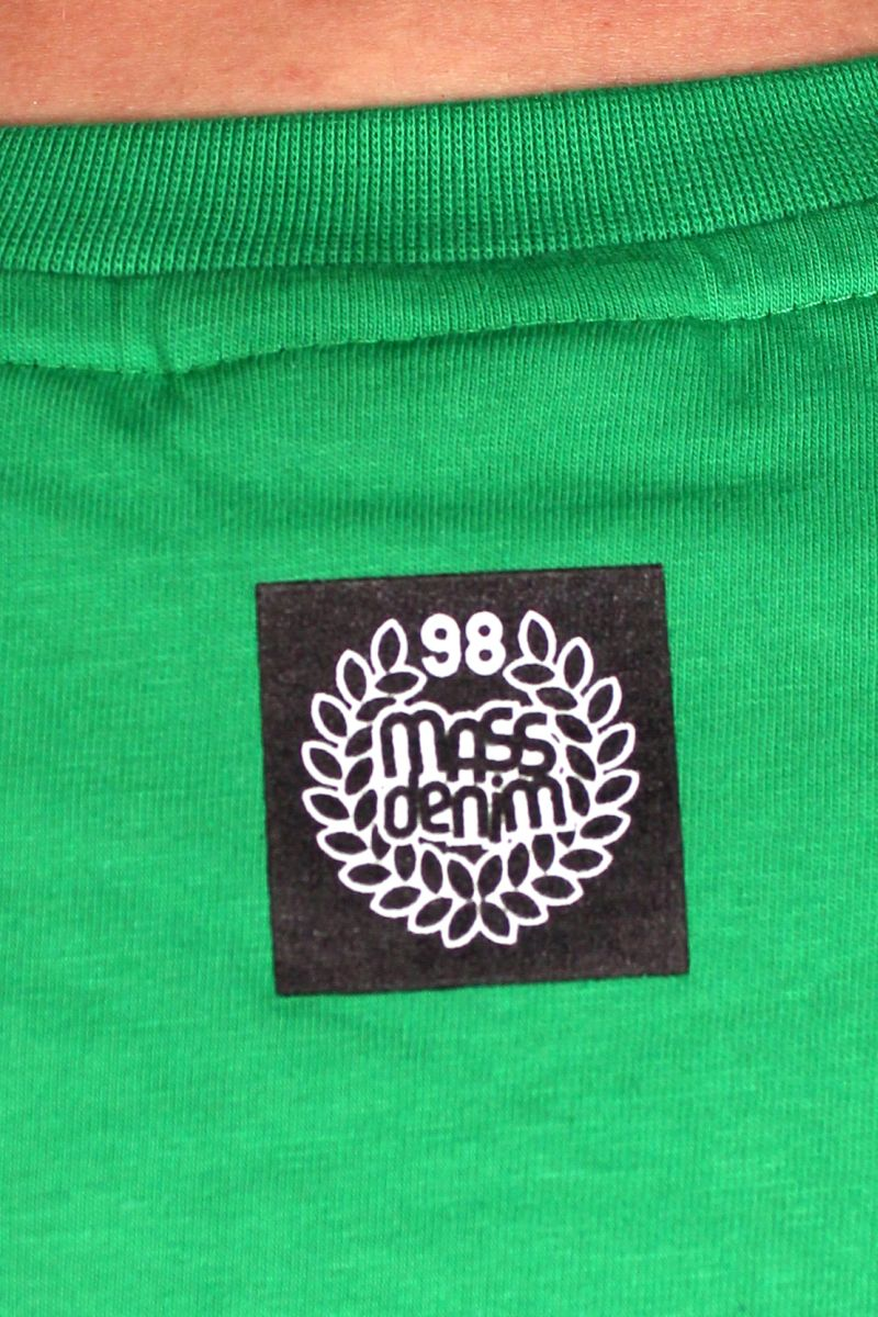 Koszulka Massdnm Natural High (Green)