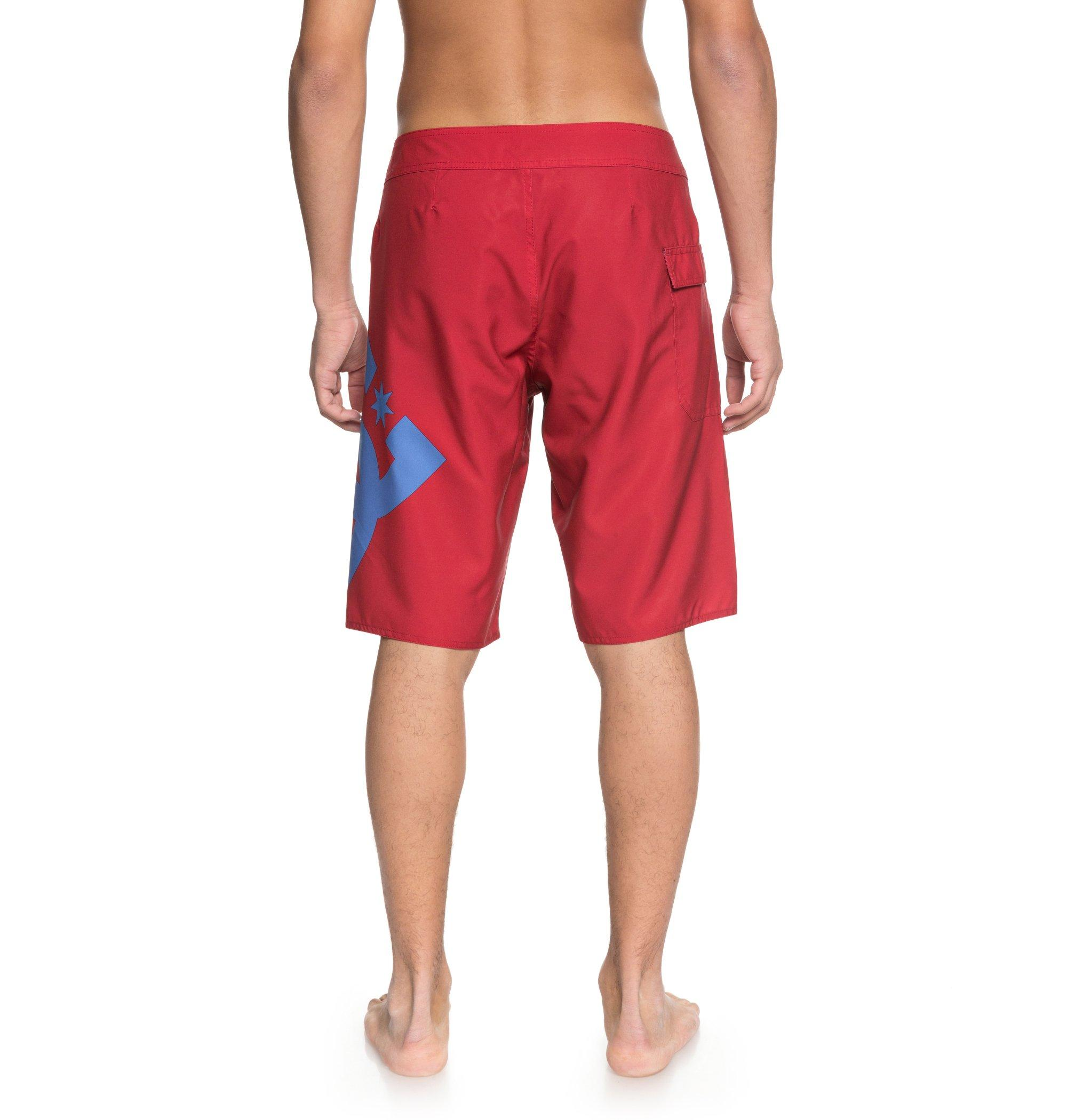 Boardshorty Dc Lanai 22 (Tango Red) Ss18