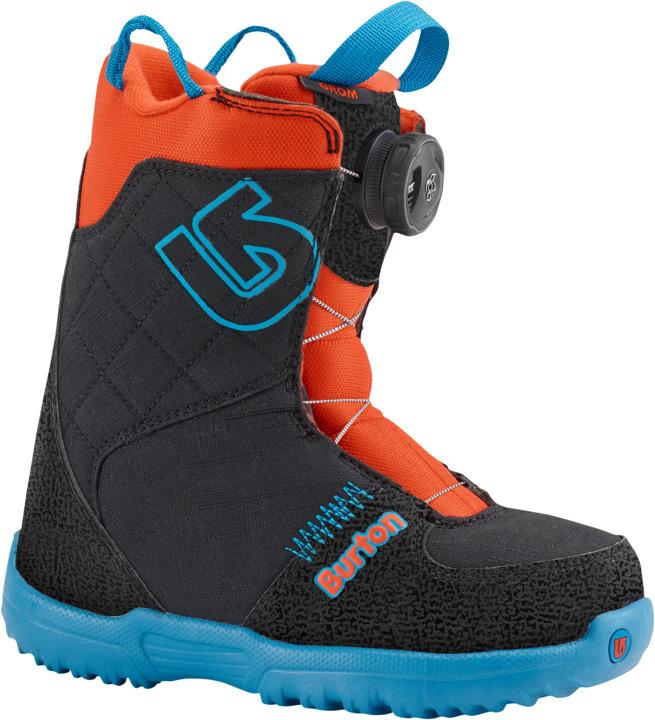 Dziecięce Buty Snowboardowe Grom Boa (Webslinger Blue) W17