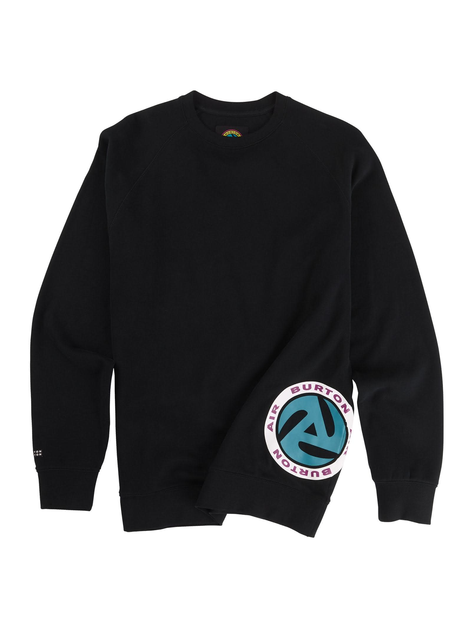 Bluza Burton Retro Crew (True Black) W19