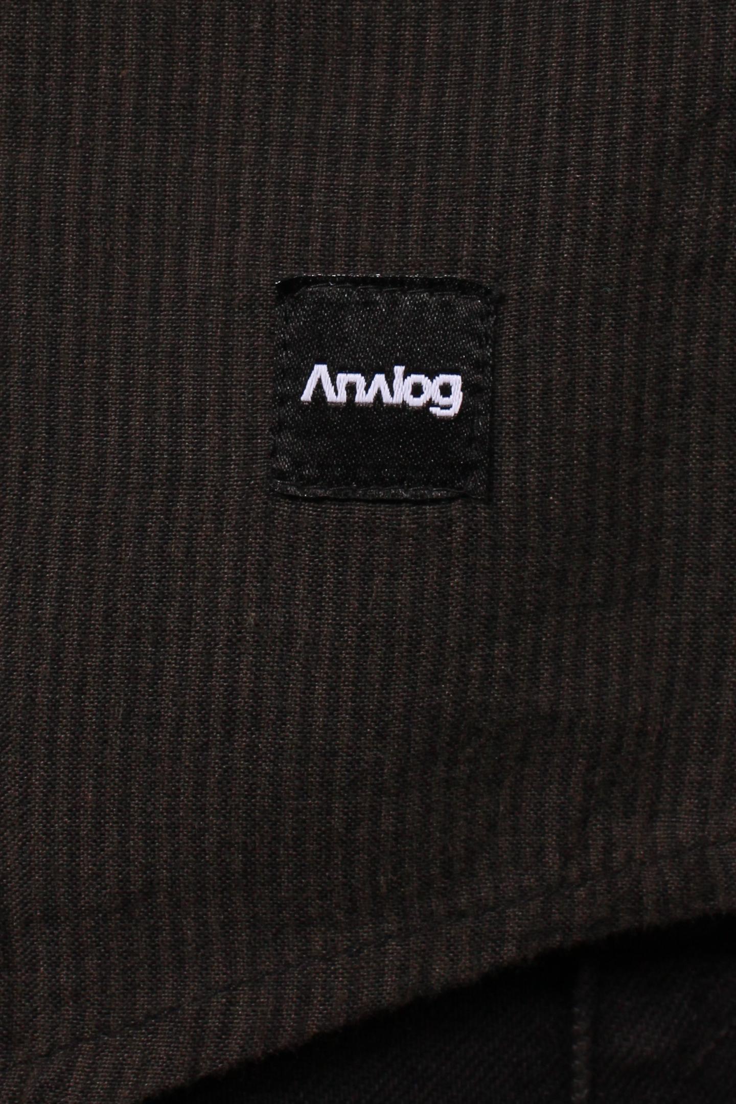 Koszula Analog Portis (Dark Ash)