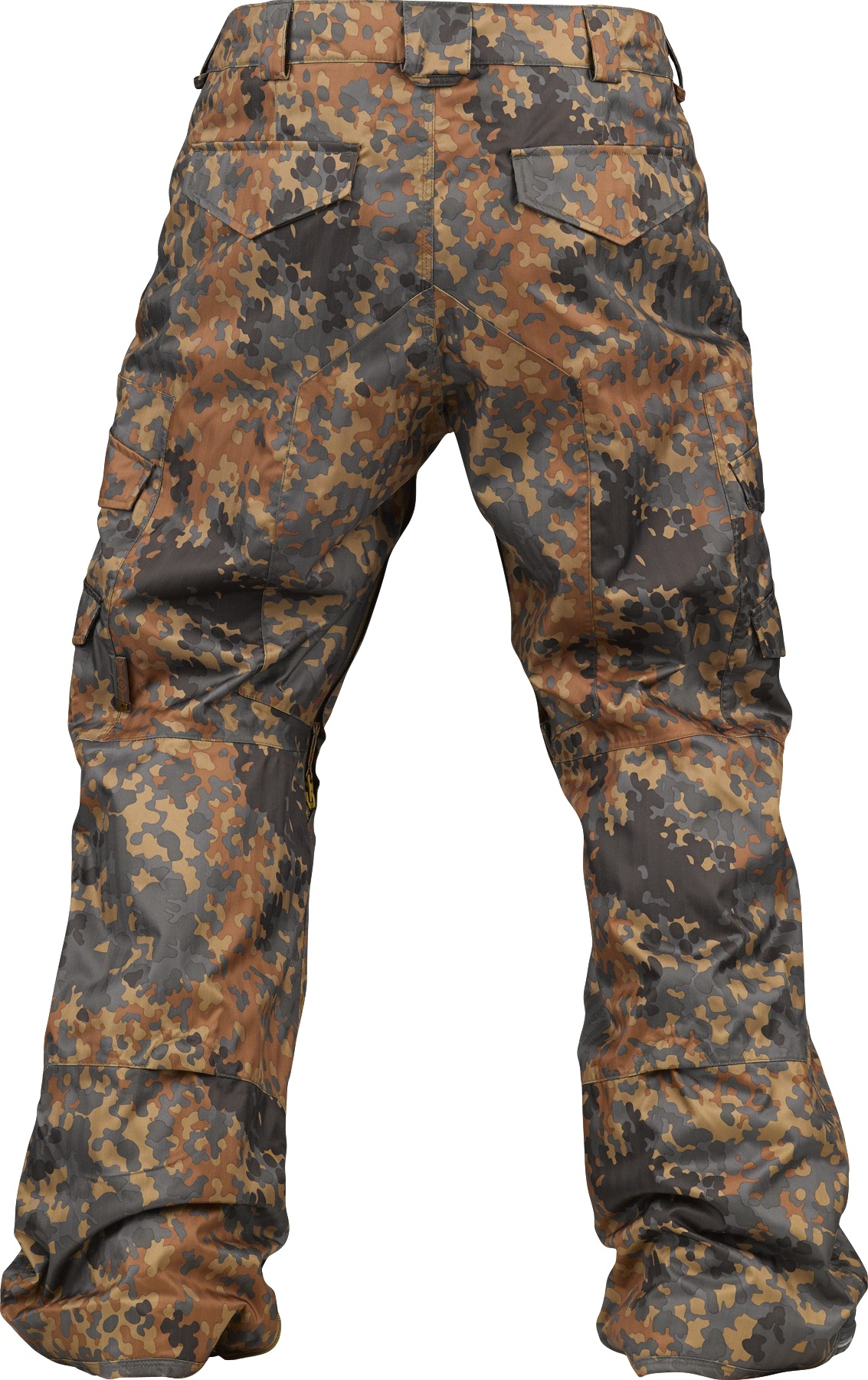 Spodnie Snowboardowe Burton Better Half (Fleck Camo)