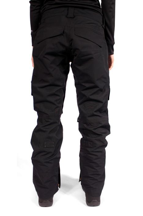 Spodnie Snowboardowe Burton Lucky Tall (True Black)