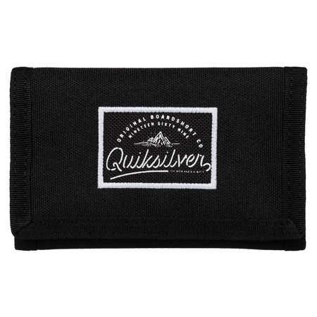 Portfel Quiksilver Sidewalk (Black)