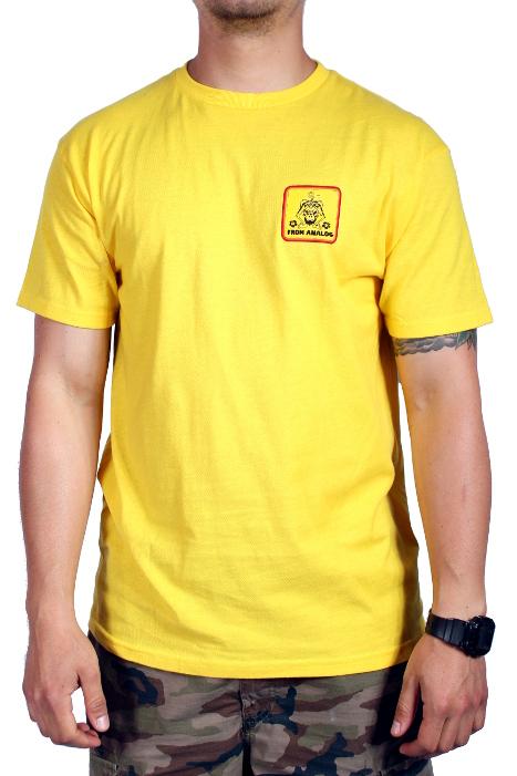 Koszulka Analog Aloha (Yellow)