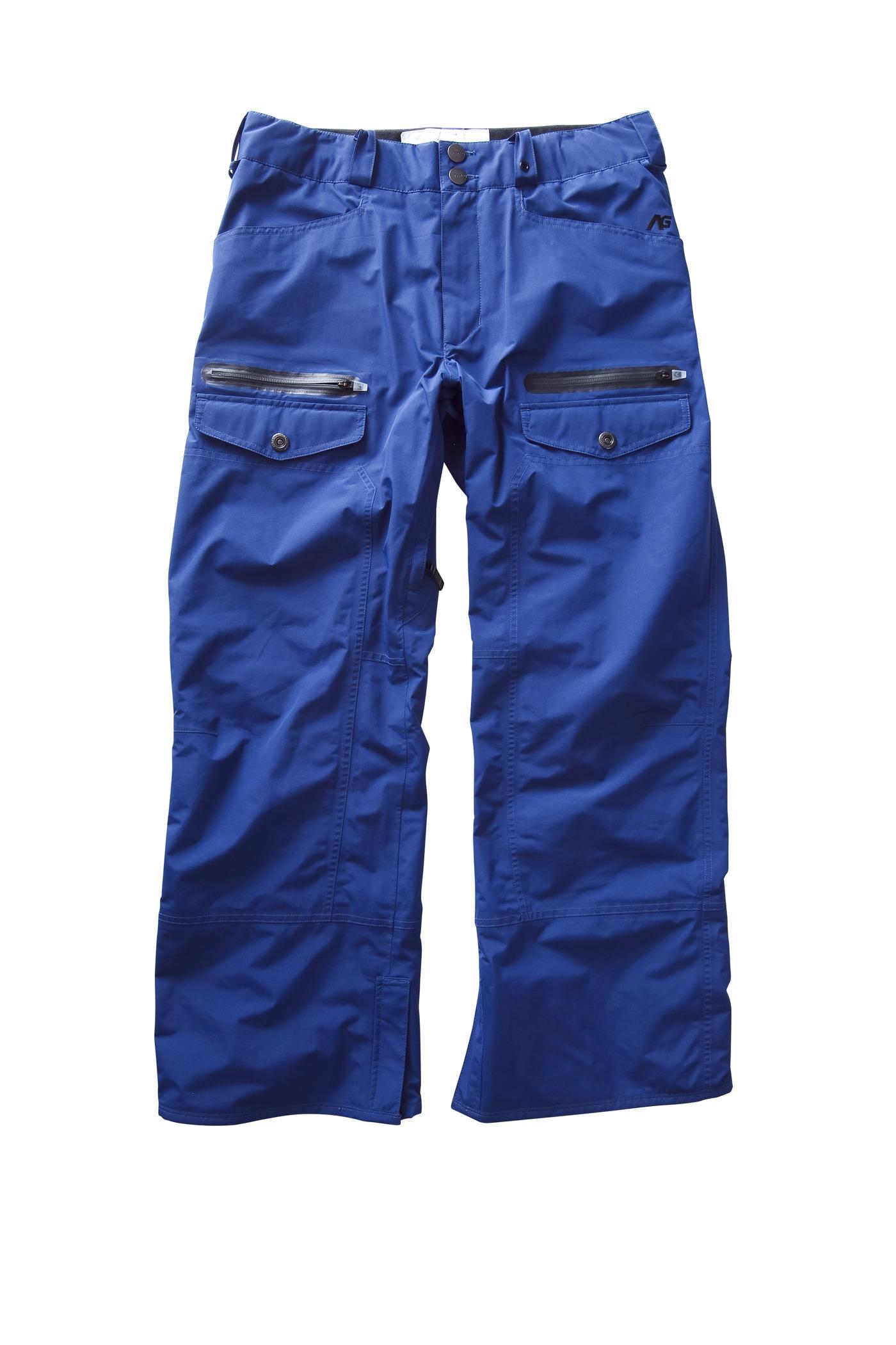 Spodnie Snowboardowe Analog Deploy (River Blue)