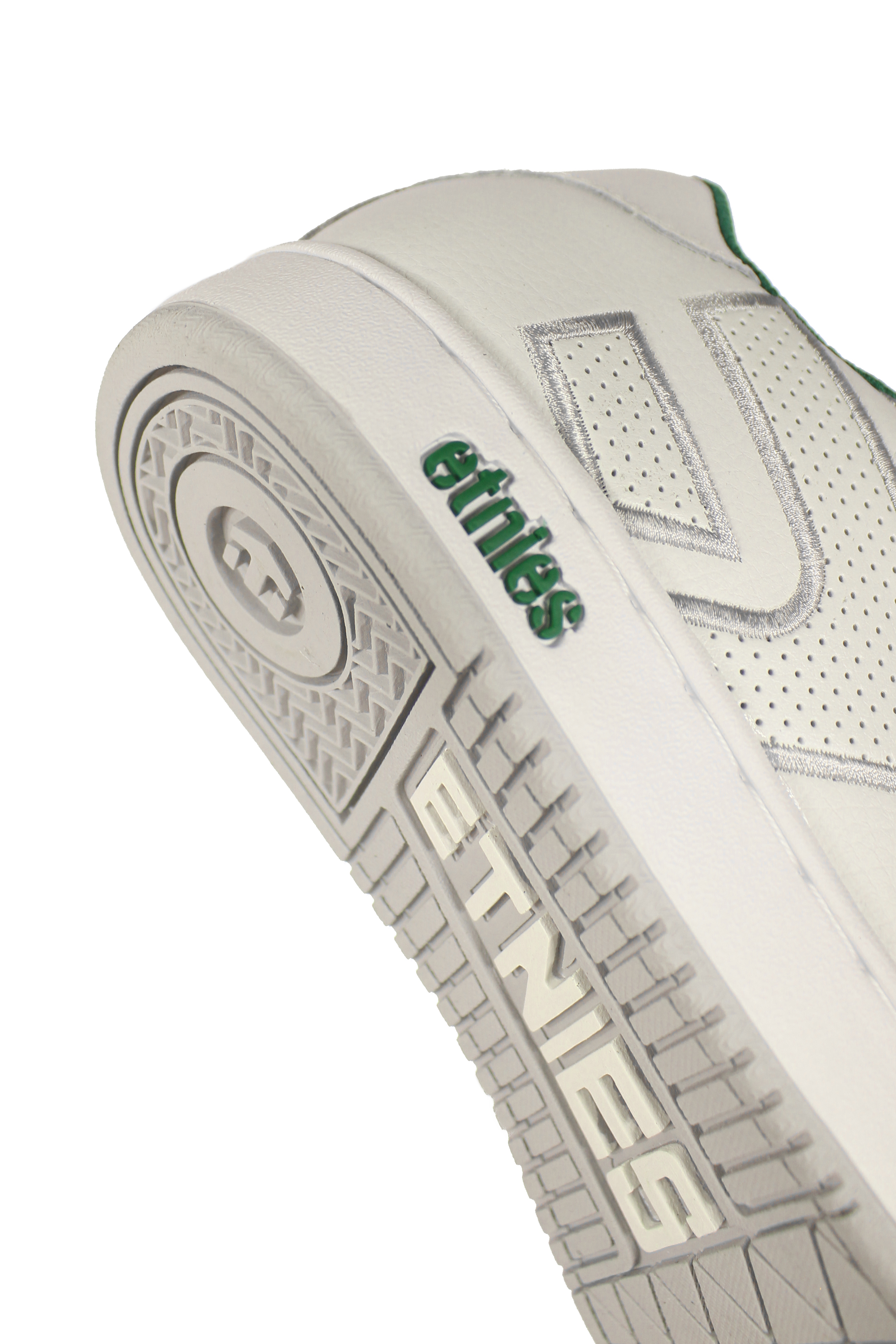 Buty Etnies Fader (White/Green)