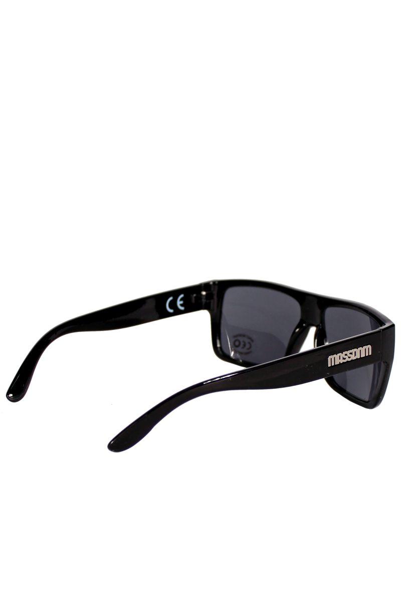 Okulary Przeciwsłoneczne Mass Icon (Black Shine)
