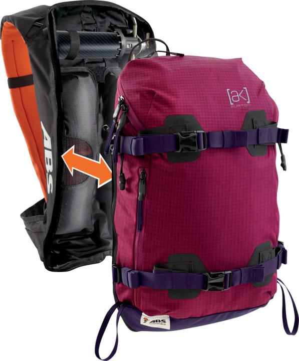 Nakładka Na Plecak Abs Burton Ak 17l Abs Vario Cover