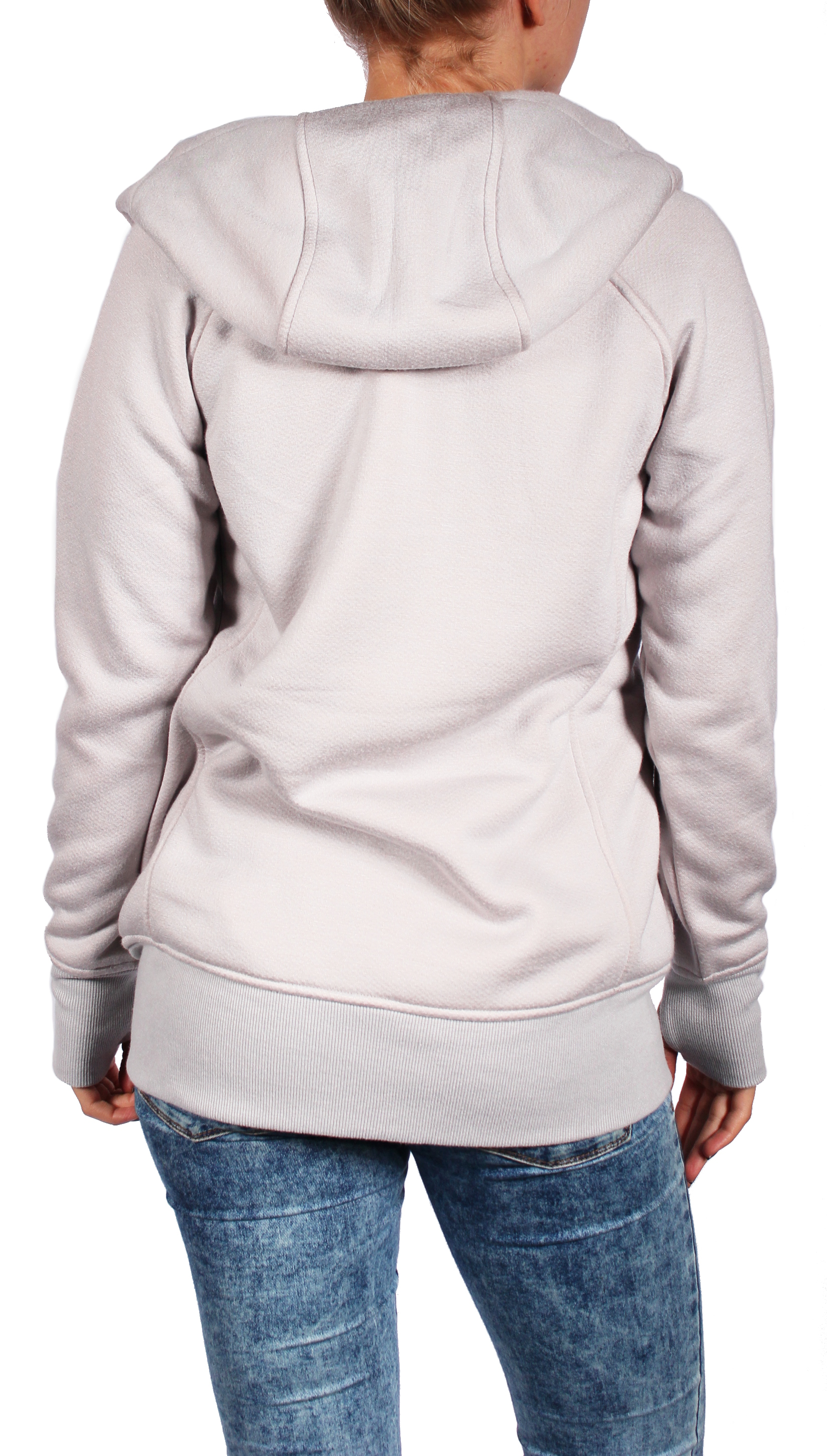 Bluza Ocieplana Burton Journey Fleece (High-rise Heather)