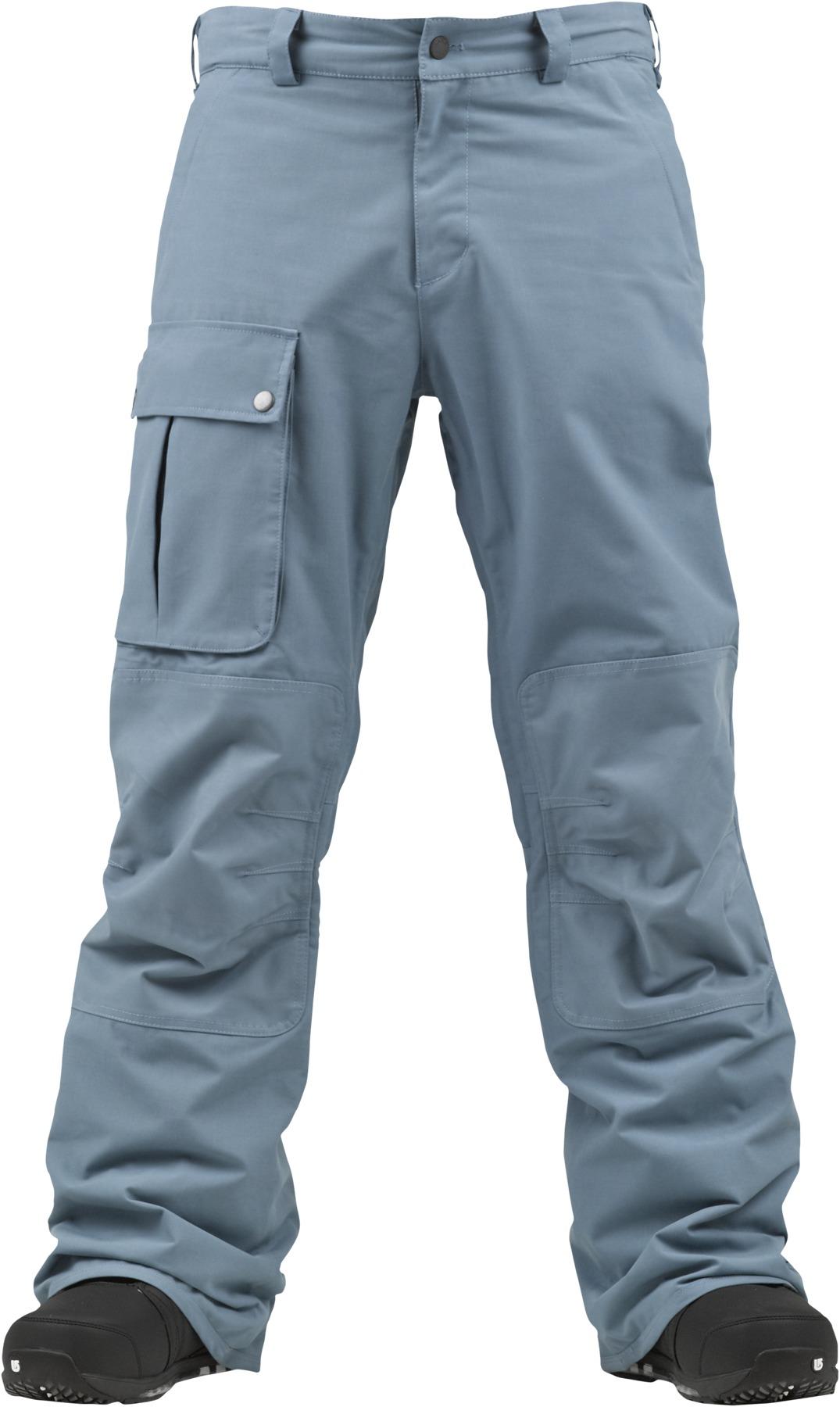 Spodnie Snowboardowe Burton Heritage Panel (Bluestone)
