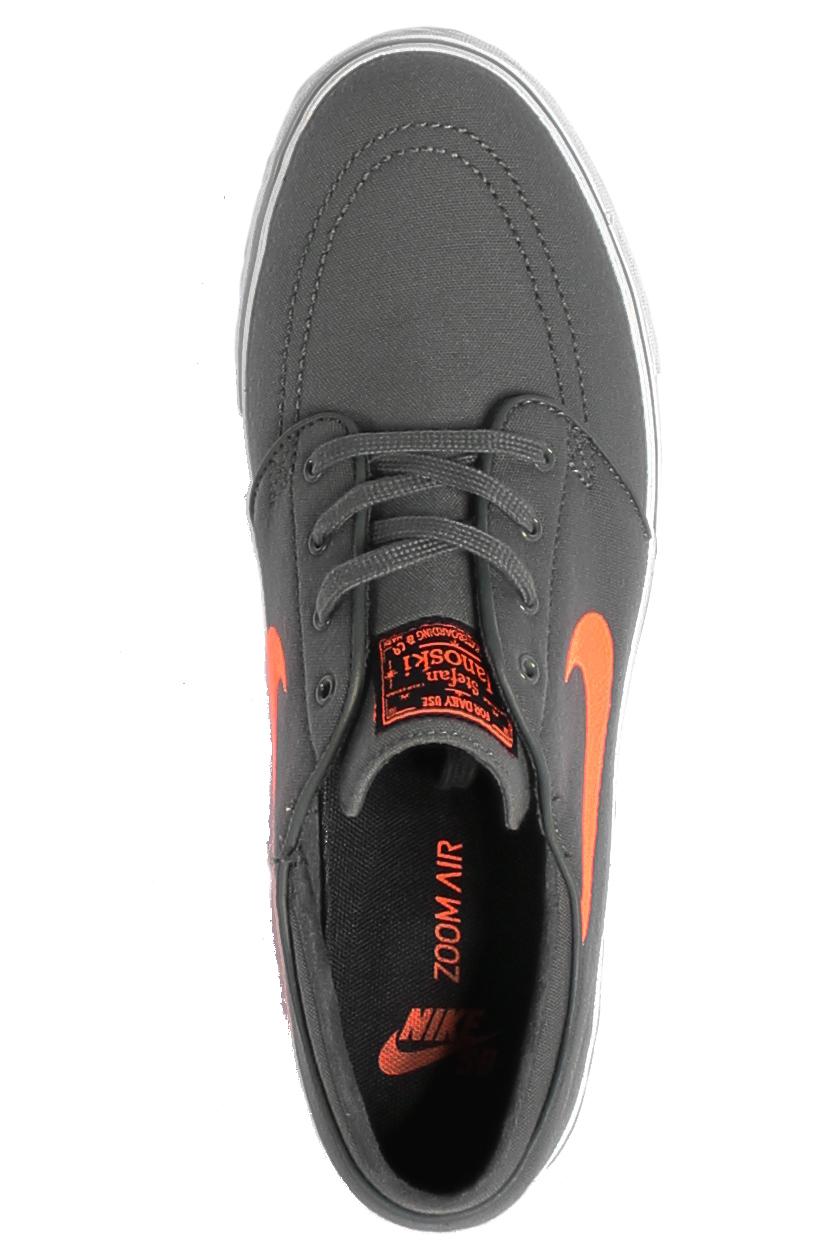 Buty Nike Sb Stefan Janoski (Dk Mica Green/Atmc Orange Blk)