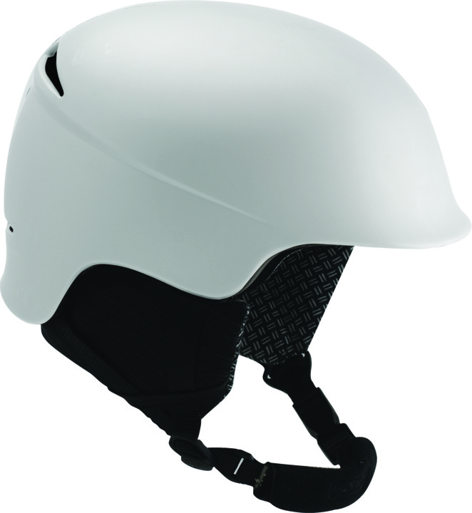 Kask Snowboardowy Red Theory (White Matte)