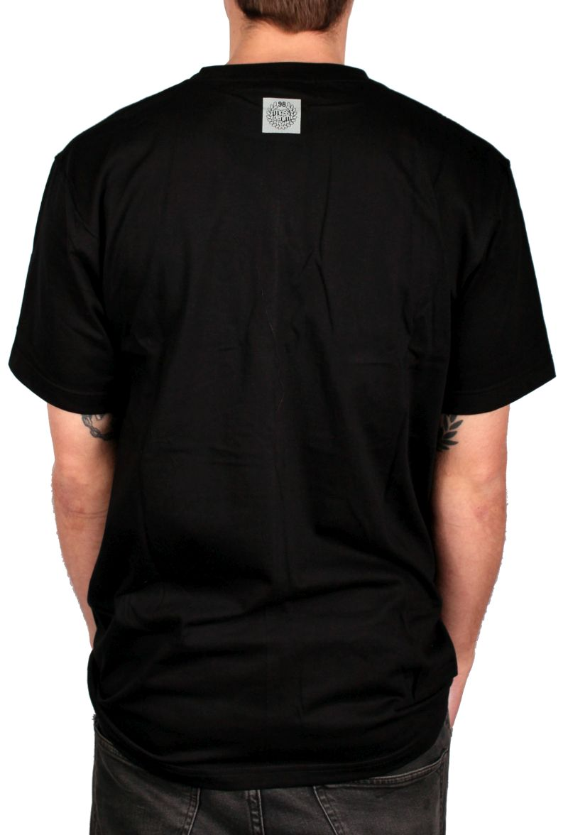 Koszulka Massdnm Pocket (Black)