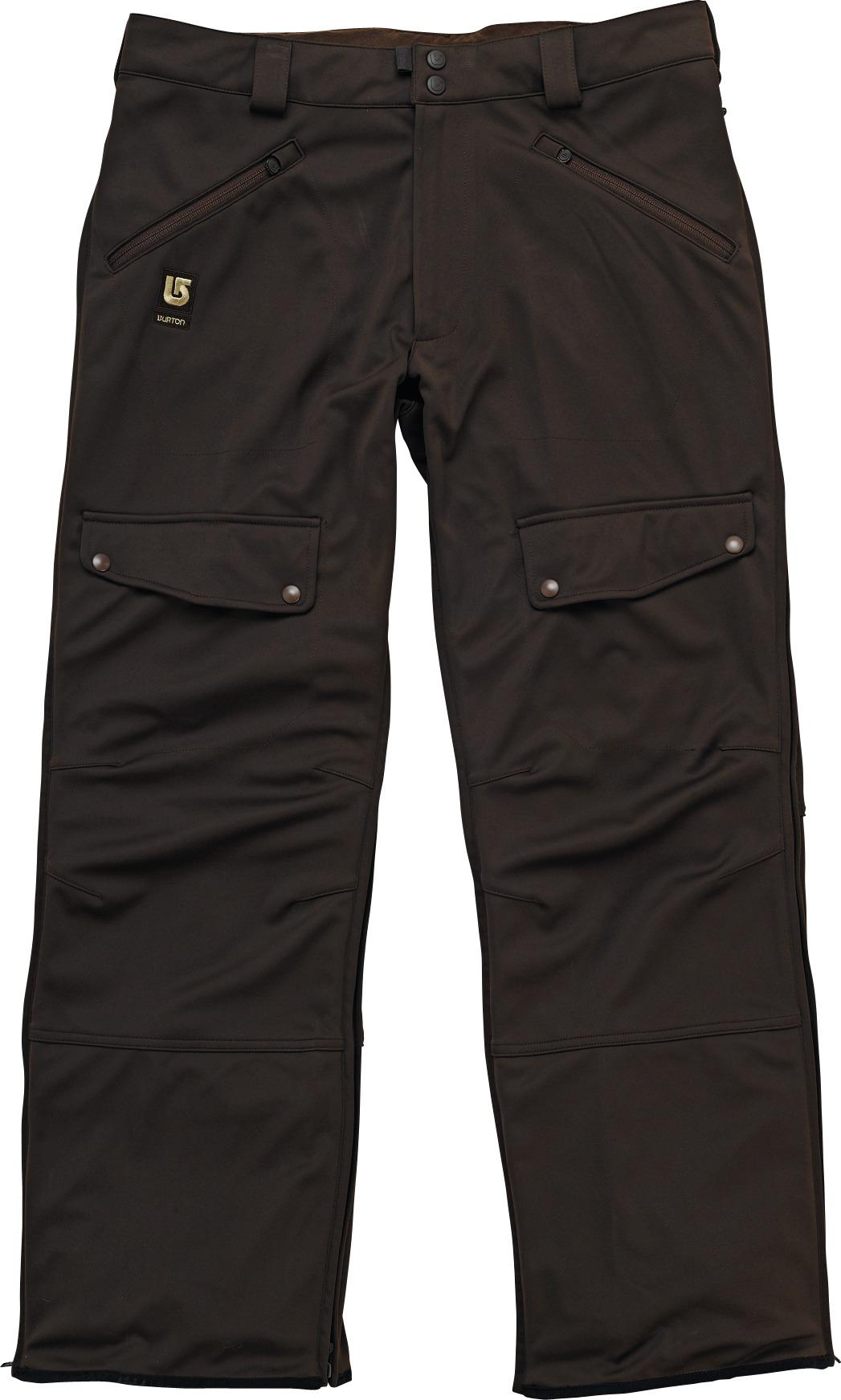 Spodnie Snowboardowe Burton Gore Softshell (Mocha)