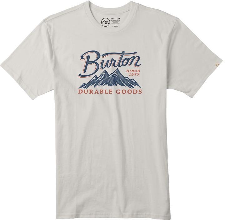 Koszulka Burton Front Range (Vintage White) Ss17