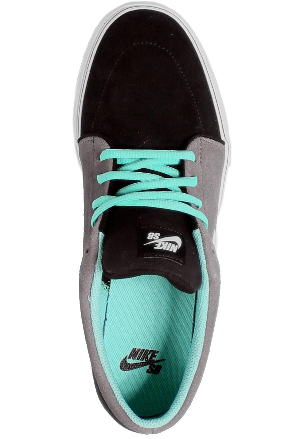 Buty Nike Satire (Black/Dark Grey/Mint)