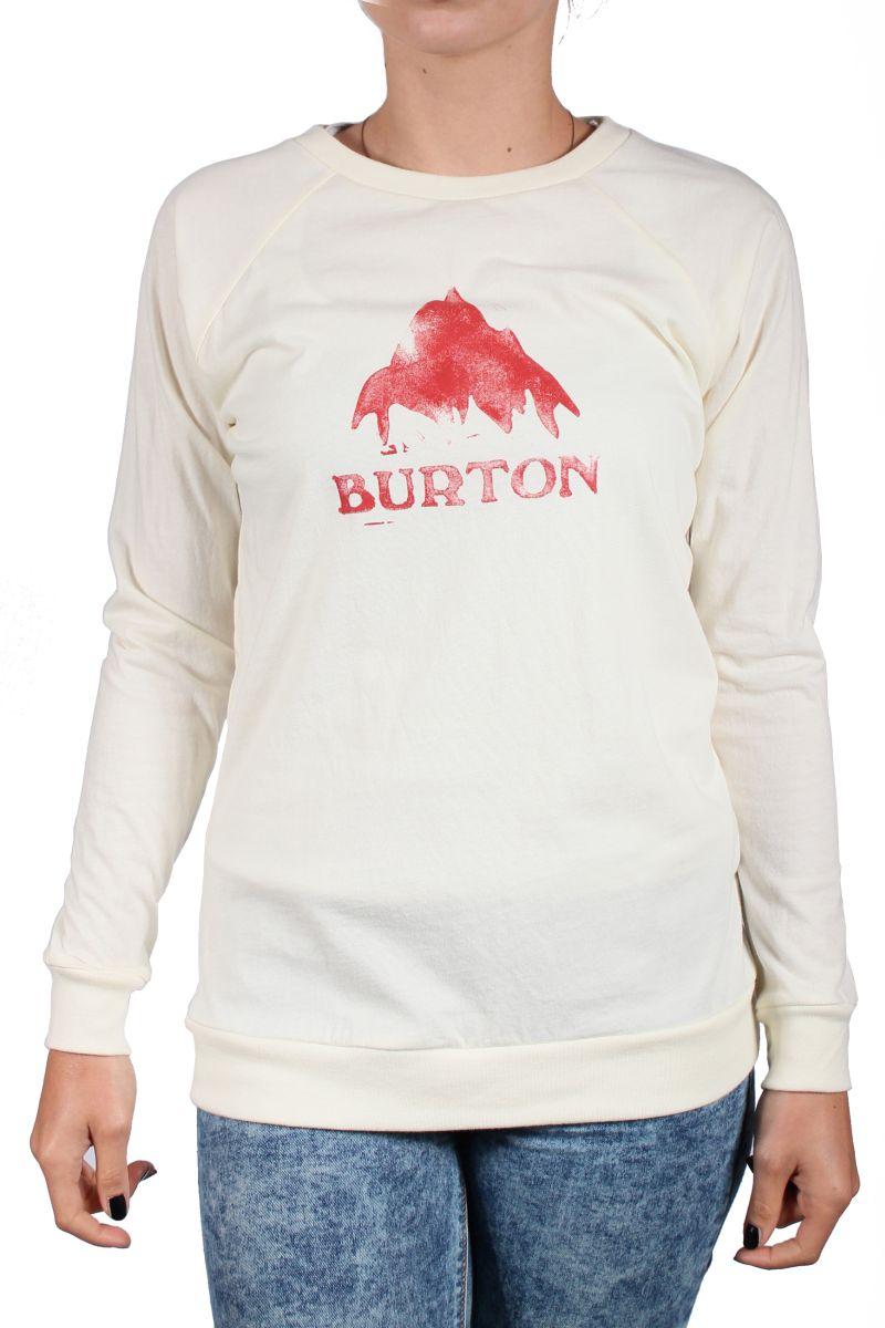 Longsleeve Burton Stmdmtn (Vanilla)