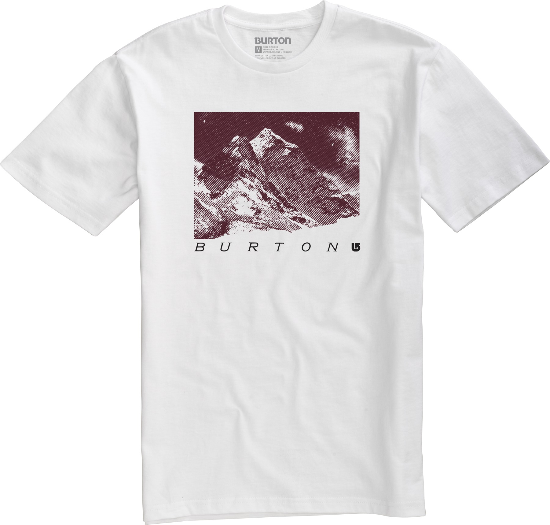 Koszulka Burton Glory (Stout White)