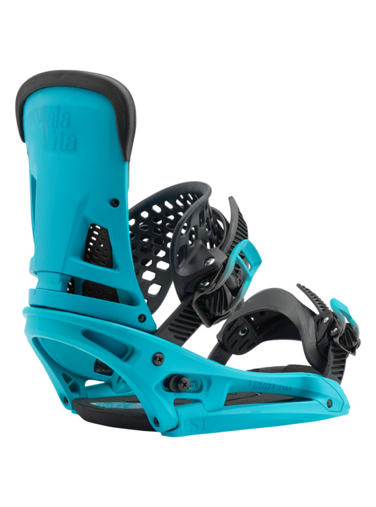 Wiązania Snowboardowe Burton Malavita Est (Tealest) W18