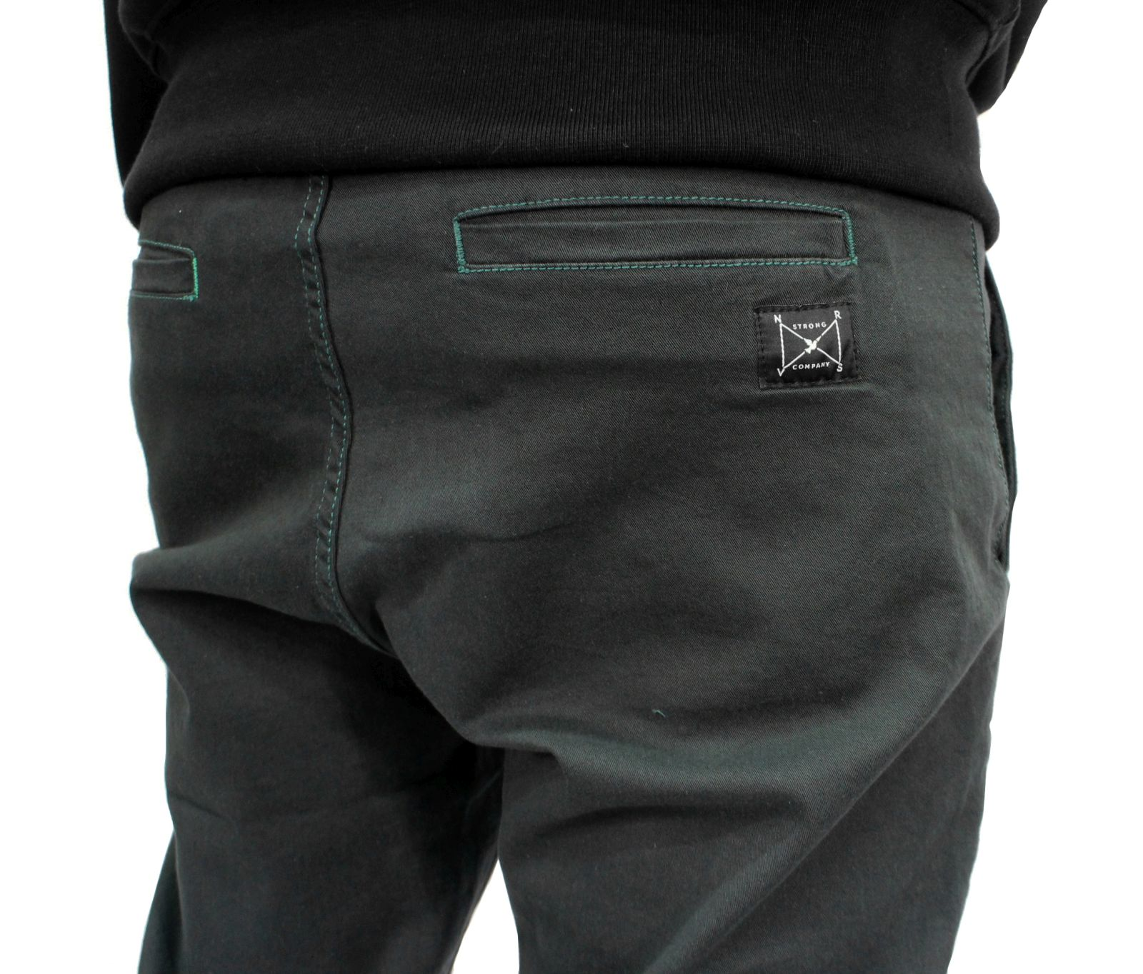 Szorty Nervous Sp16 Chino (Green)