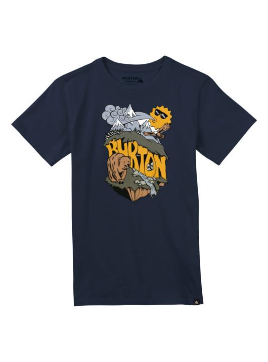 Koszulka Burton Boys Jesse (Indigo) W18