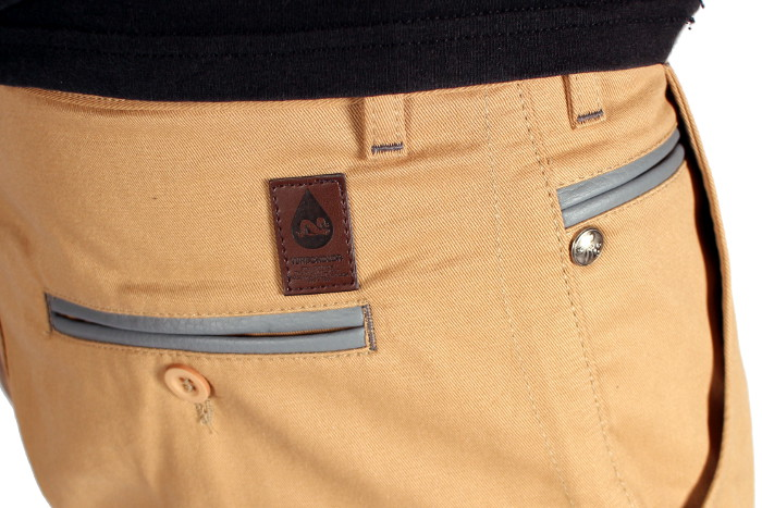 Spodnie Turbokolor Chinos Regular Fit (Khaki)