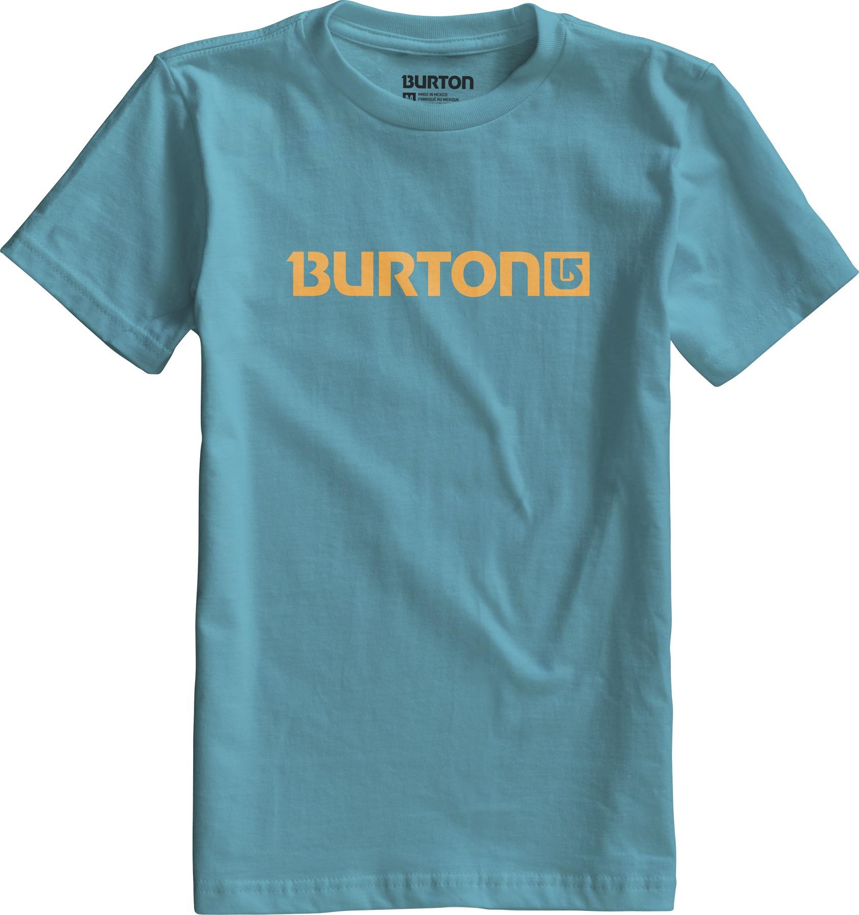 Koszulka Dziecięca Burton Boys Logo Horizontal (Gulf Stream)