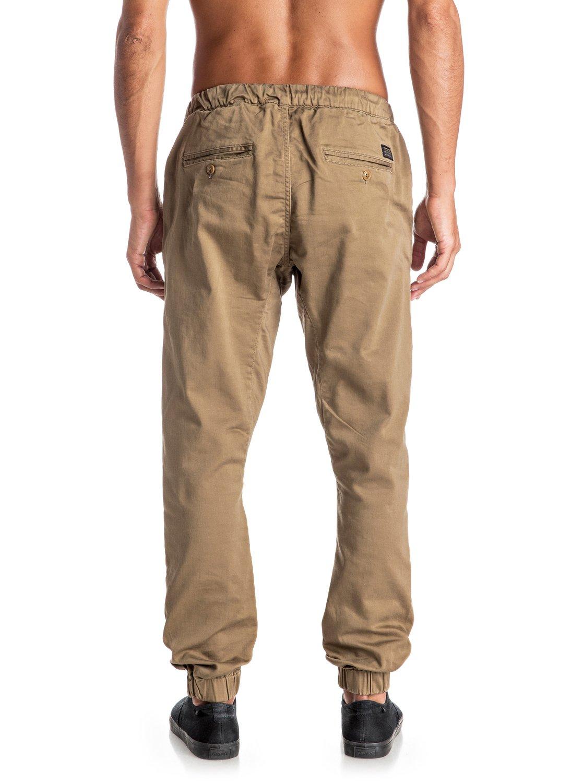 Spodnie Quiksilver Fonic (Elmwood) Ss17