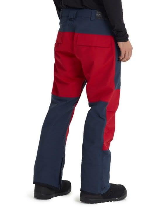 Spodnie Snowboardowe Analog Cinderblade (Mood Indigo / Process Red) W19