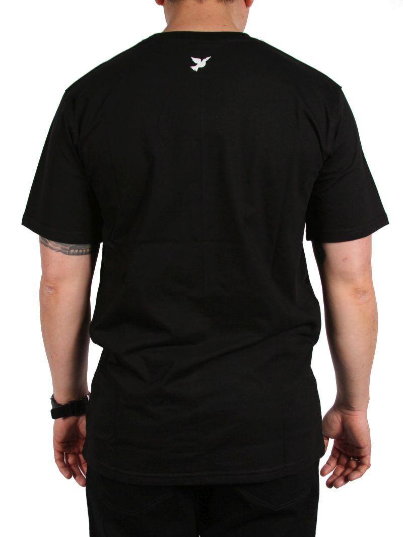 Koszulka Nervous Tv Noise (Black)