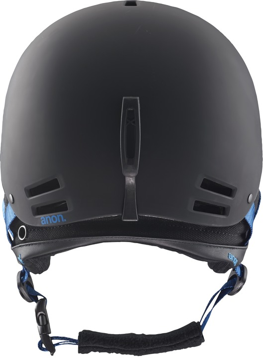 Kask Snowboardowy Anon Raider (Black/ Blue)