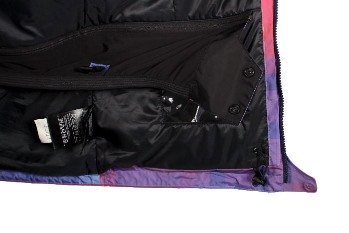 Kurtka Damska Burton [ak] Embark Jacket (Pixel Plaid)