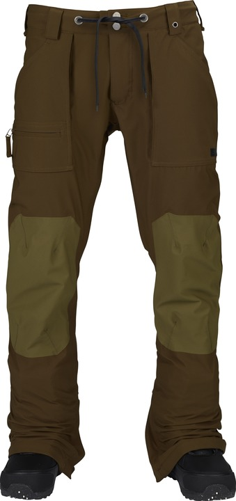 Spodnie Snowboardowe Burton Southside Slim (Woody/ Hickory)