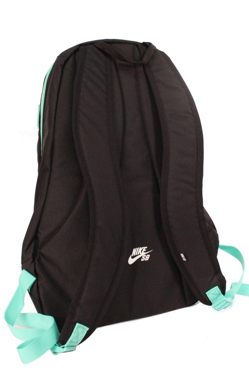 Plecak Nike Sb Embarca Medium (Black/ Green)